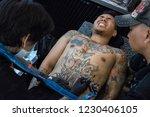 ho chi minh city   vietnam 10...   Shutterstock . vector #1230406105