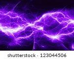 Purple Fantasy Lightning