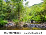 image of water pond at pong nam ... | Shutterstock . vector #1230513895