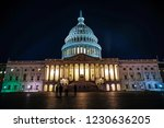 united states capitol  united...   Shutterstock . vector #1230636205