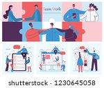 vector illustrations of the... | Shutterstock .eps vector #1230645058