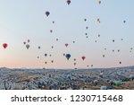 goreme  cappadocia  turkey  ... | Shutterstock . vector #1230715468