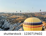 goreme  cappadocia  turkey  ... | Shutterstock . vector #1230719602