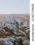goreme  cappadocia  turkey  ... | Shutterstock . vector #1230719605