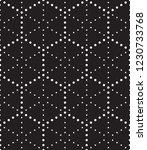 vector seamless pattern.... | Shutterstock .eps vector #1230733768