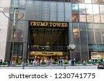 new york city  usa   july 28 ...   Shutterstock . vector #1230741775