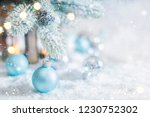 2019. christmas and new years... | Shutterstock . vector #1230752302