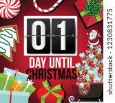 Countdown To Christmas Flip...