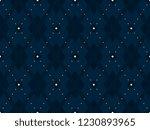 argyle vector pattern stylized... | Shutterstock .eps vector #1230893965