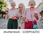 waist up photo of stylish women ... | Shutterstock . vector #1230916252