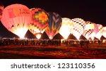 albuquerque  new mexico  ... | Shutterstock . vector #123110356