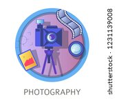 photography studies  subject at ...   Shutterstock .eps vector #1231139008
