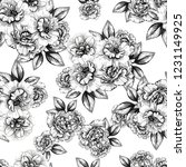 abstract elegance seamless...   Shutterstock . vector #1231149925
