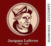 Jacques Lefevre d