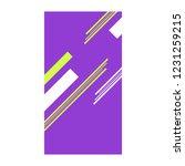 print for poster  banner ... | Shutterstock .eps vector #1231259215