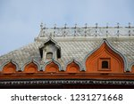 the state historical museum ... | Shutterstock . vector #1231271668