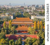 china palace museum  | Shutterstock . vector #1231286815
