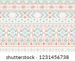 rhombus and triangle symbols...   Shutterstock .eps vector #1231456738