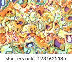 brown blue  white purple  and...   Shutterstock . vector #1231625185