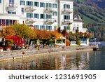 zell am see  austria   may 20 ... | Shutterstock . vector #1231691905