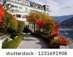zell am see  austria   may 20 ... | Shutterstock . vector #1231691908