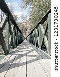 bridge at ihlara valley in...   Shutterstock . vector #1231730245