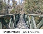 bridge at ihlara valley in...   Shutterstock . vector #1231730248