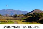 mexico  pre hispanic city of... | Shutterstock . vector #1231870348