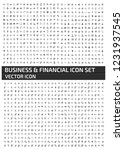 business and financial vector... | Shutterstock .eps vector #1231937545