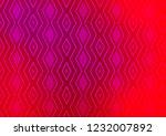 light purple  pink vector...   Shutterstock .eps vector #1232007892