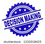 decision making stamp seal... | Shutterstock .eps vector #1232018425