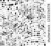the texture of halftone black... | Shutterstock .eps vector #1232156578