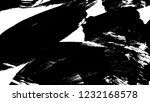 dark brush stroke and texture.... | Shutterstock . vector #1232168578