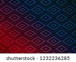 dark blue  red vector texture...   Shutterstock .eps vector #1232236285