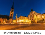 riddarholmen church in... | Shutterstock . vector #1232342482