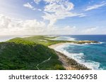 pointe des chateaux  grande... | Shutterstock . vector #1232406958