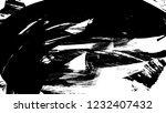 dark brush stroke and texture.... | Shutterstock . vector #1232407432