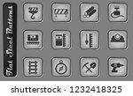 building equipment vector web... | Shutterstock .eps vector #1232418325