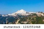 mount baker washington state | Shutterstock . vector #1232551468