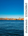view of the skyline of midtown... | Shutterstock . vector #1232628865