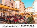 kotor  montenegro   july 20 ...   Shutterstock . vector #1232732785