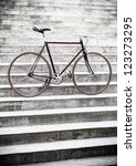 City Bicycle Fixed Gear And...