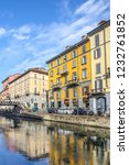 milan  italy   august 15  2015  ... | Shutterstock . vector #1232761852