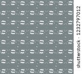 wool carpet with a simple... | Shutterstock .eps vector #1232797012