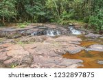 waterfall in the forest at pang ... | Shutterstock . vector #1232897875