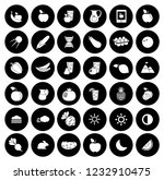 nature icons set   environment... | Shutterstock .eps vector #1232910475