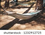 hammocks   great for topics... | Shutterstock . vector #1232912725