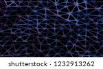 abstract background  dark blue... | Shutterstock . vector #1232913262