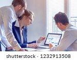 digital marketing analyst... | Shutterstock . vector #1232913508