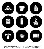 real estate icons set   house... | Shutterstock .eps vector #1232913808